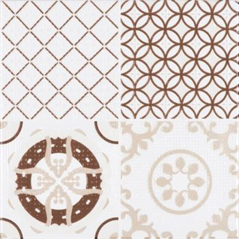 (43MC-201) Chinese Tiles