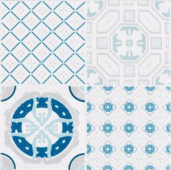 (43MC-202) Chinese Tiles