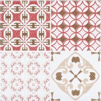 (43MC-204) Chinese Tiles