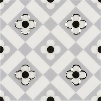 RICCO NEGRO S03 Ceramic Porcelain Decor