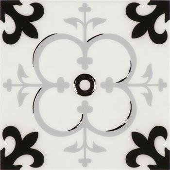 RICCO NEGRO S04 Ceramic Porcelain Decor