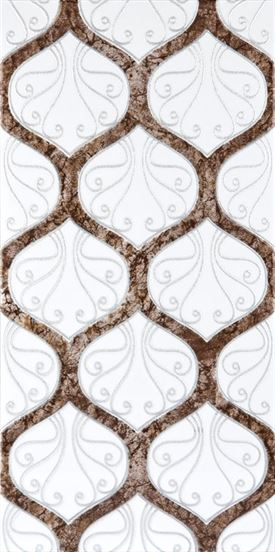 (MSD-10) Silvery Ceramic Decor