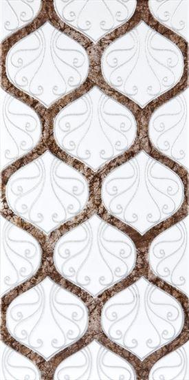 (MSD-10) Silvery Ceramic Decor