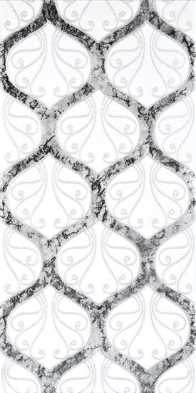 (MSD-18) Silvery Ceramic Decor