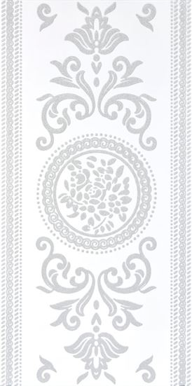(MSD-23) Silvery Ceramic Decor