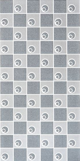 (MSD-45) Silvery Ceramic Decor