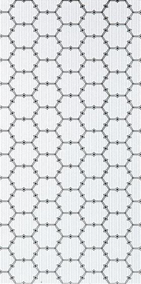 (MSD-60) Silvery Ceramic Decor