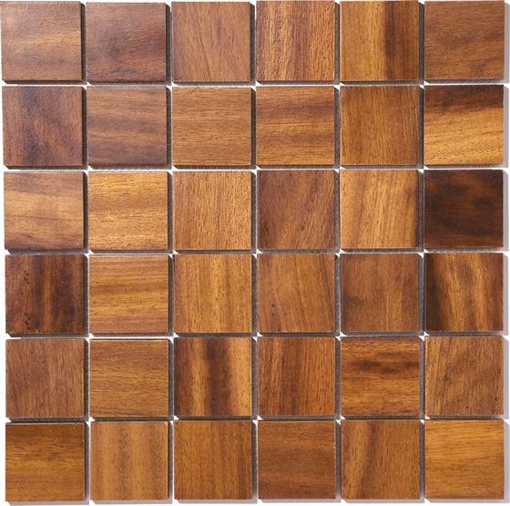 African Wood Mosaic T-4510 Mabula