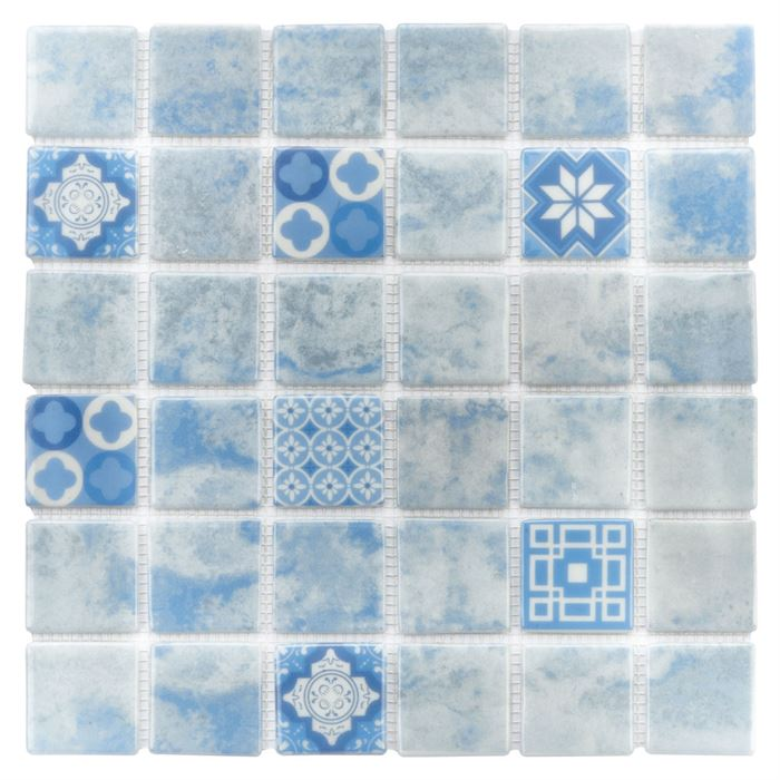 DIGITAL GLASS MOSAIC CM50-K017
