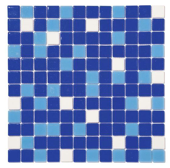 Pool Glass Mosaic BP-MIX-2530 (25mm)