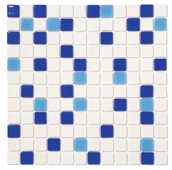 Pool Glass Mosaic BP-MIX-2533 (25mm)