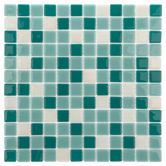 Pool Glass Mosaic BP-131 (25mm)