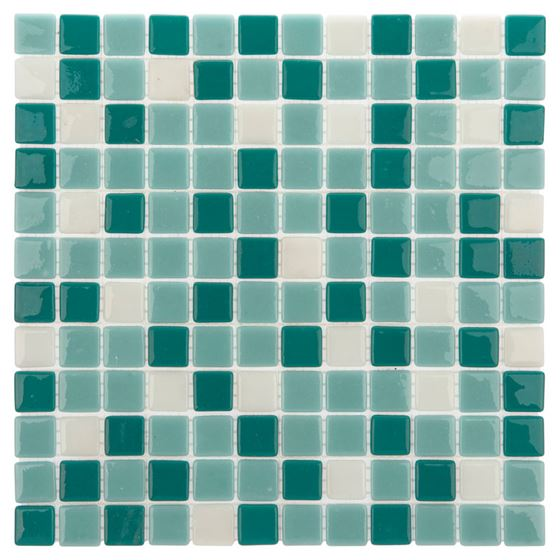 Pool Glass Mosaic BP-131 (25mm)