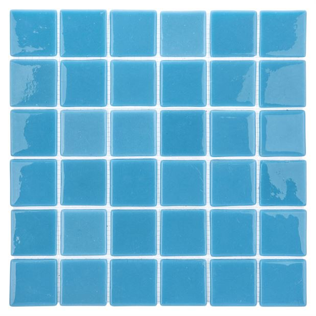 Pool Glass Mosaic BP-168 (50mm)