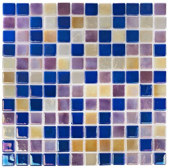 Pool Glass Mosaic BP-210 (25mm)