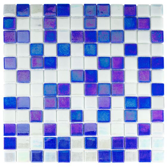 Pool Glass Mosaic BP-211 (25mm)