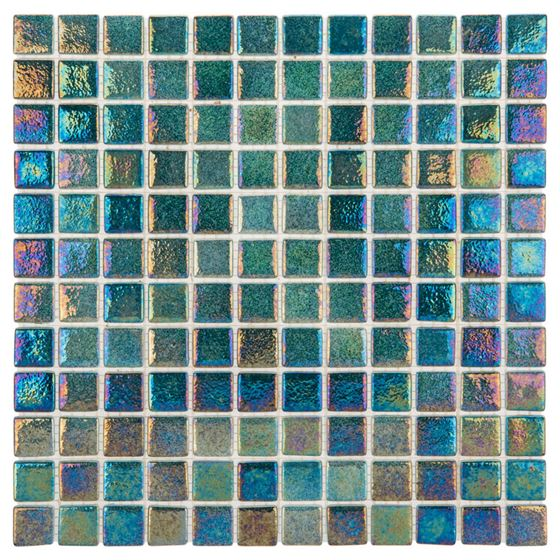 Pool Glass Mosaic BP-214 (25mm)