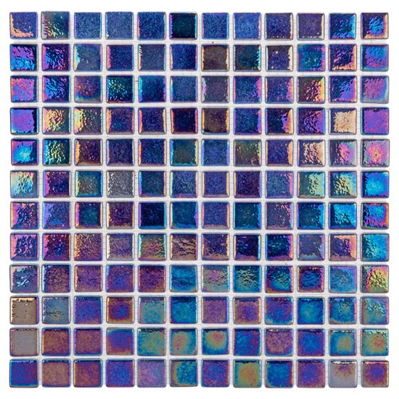 Pool Glass Mosaic BP-216 (25mm)