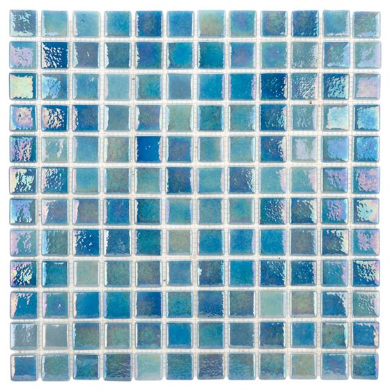 Pool Glass Mosaic BP-217 (25mm)