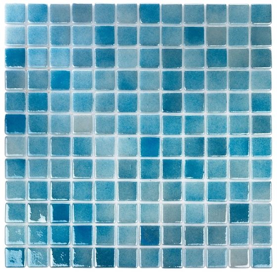 Pool Glass Mosaic BP-218 (25mm)