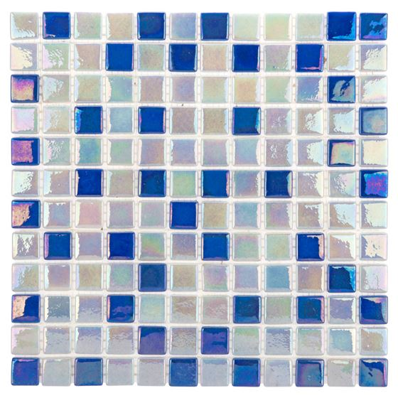 Pool Glass Mosaic BP-220 (25mm)
