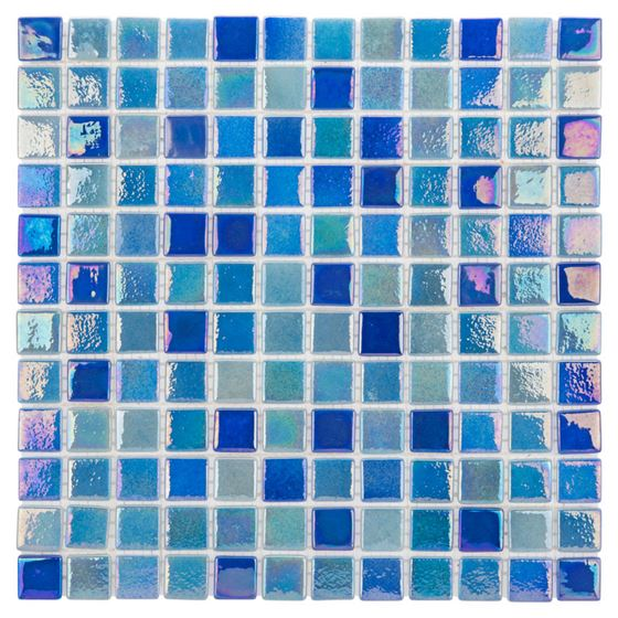 Pool Glass Mosaic BP-221 (25mm)
