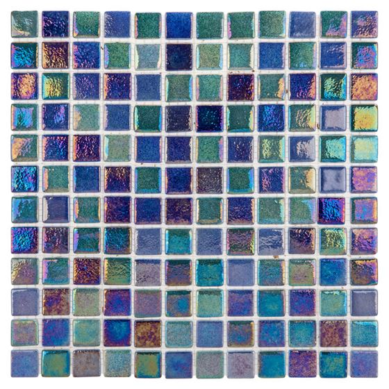 Pool Glass Mosaic BP-230 (25mm)