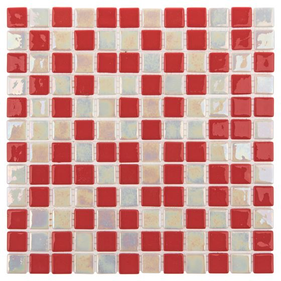 Pool Glass Mosaic BP-235 (25mm)