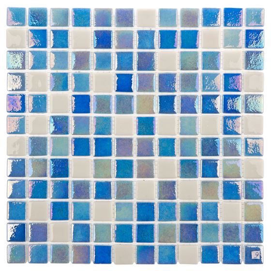 Pool Glass Mosaic BP-237 (25mm)