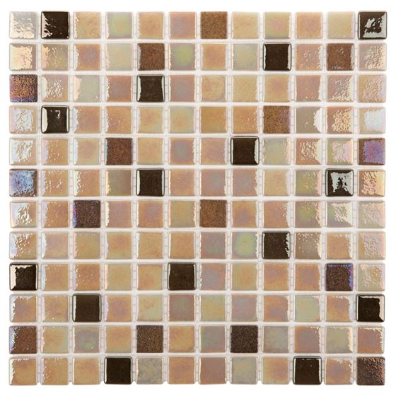 Pool Glass Mosaic BP-238 (25mm)