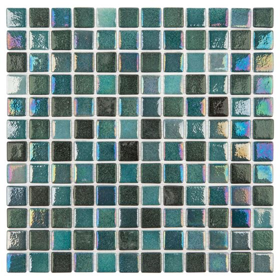 Pool Glass Mosaic BP-245 (25mm)