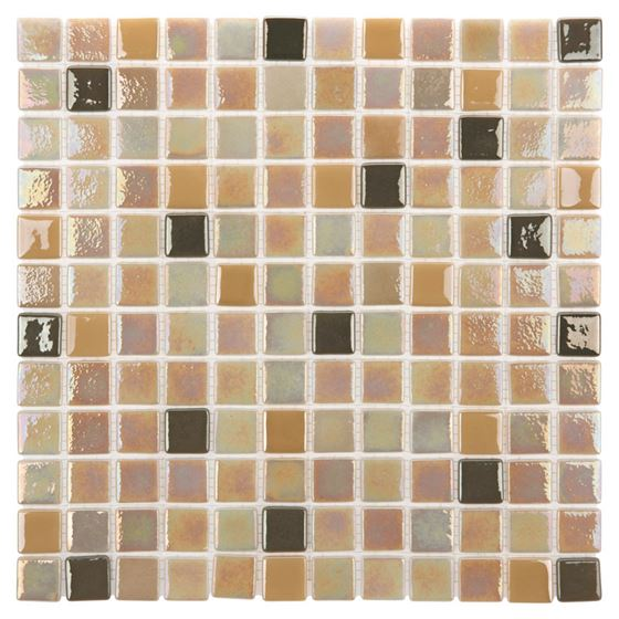Pool Glass Mosaic BP-246 (25mm)