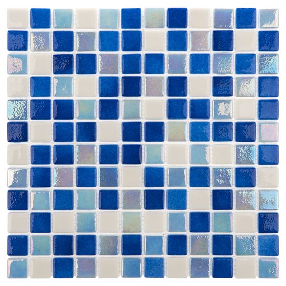 Pool Glass Mosaic BP-247 (25mm)