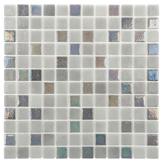 Pool Glass Mosaic BP-281 (25mm)