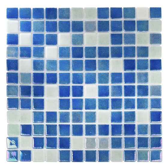 Pool Glass Mosaic BP-283 (25mm)