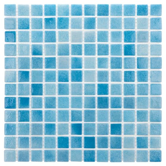 Pool Glass Mosaic BP-502 (25mm)