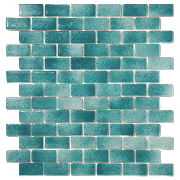 Pool Glass Mosaic BP-507 (25x50mm)