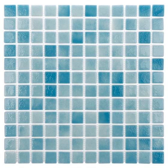 Pool Glass Mosaic BP-522 (25mm)