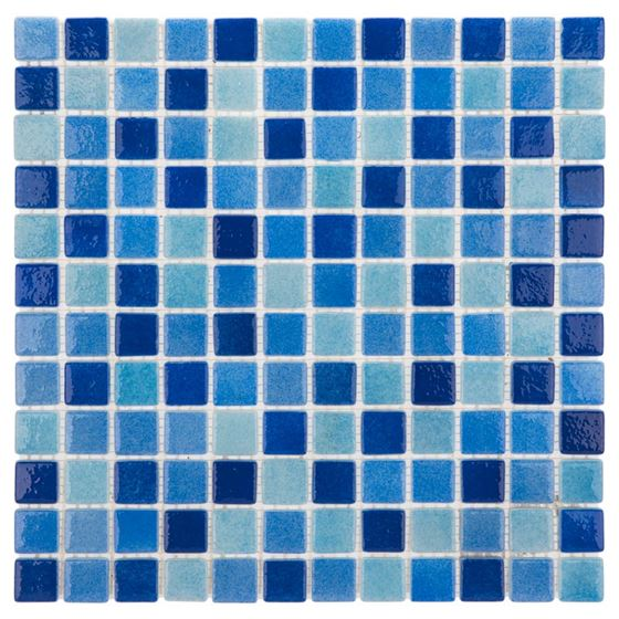 Pool Glass Mosaic BP-540 (25mm)