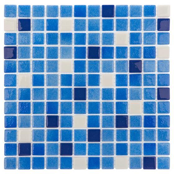 Pool Glass Mosaic BP-561 (25mm)