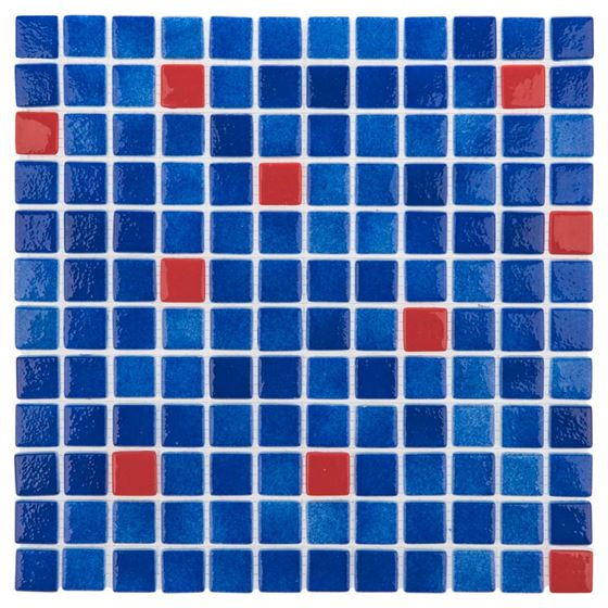 Pool Glass Mosaic BP-564 (25mm)