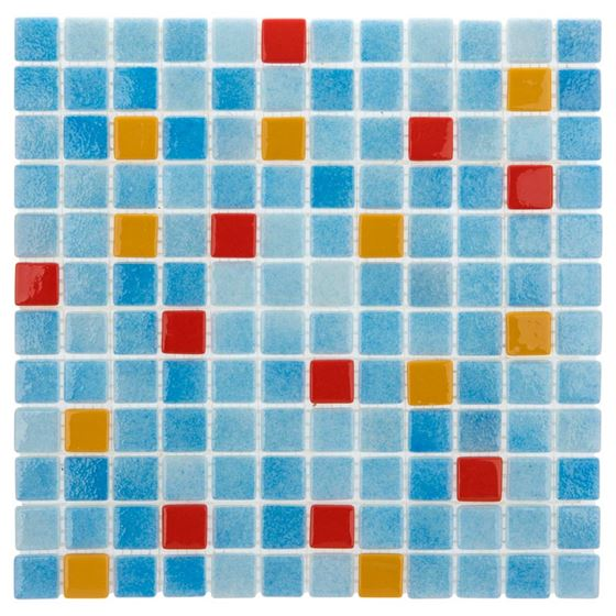Pool Glass Mosaic BP-565 (25mm)