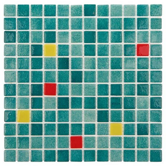 Pool Glass Mosaic BP-566 (25mm)