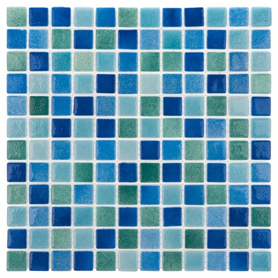 Pool Glass Mosaic BP-570 (25mm)