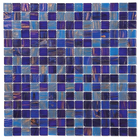 Pool Glass Mosaic BP-622 (20mm)