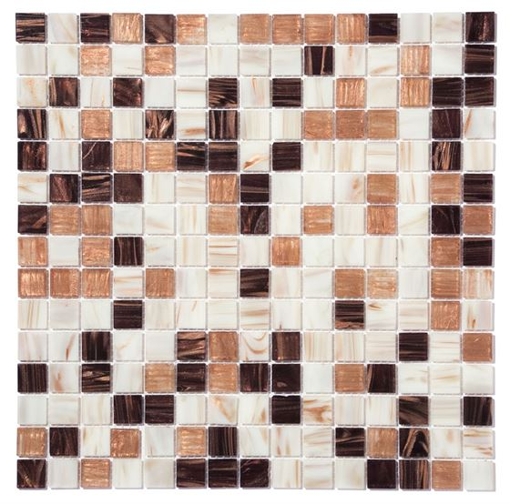Pool Glass Mosaic BP-670 (20mm)