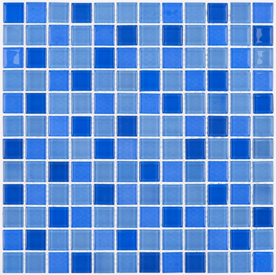 Pool Glass Mosaic BP-328 (23mm)