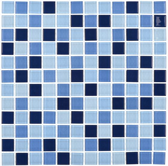 Pool Glass Mosaic BP-330 (23mm)