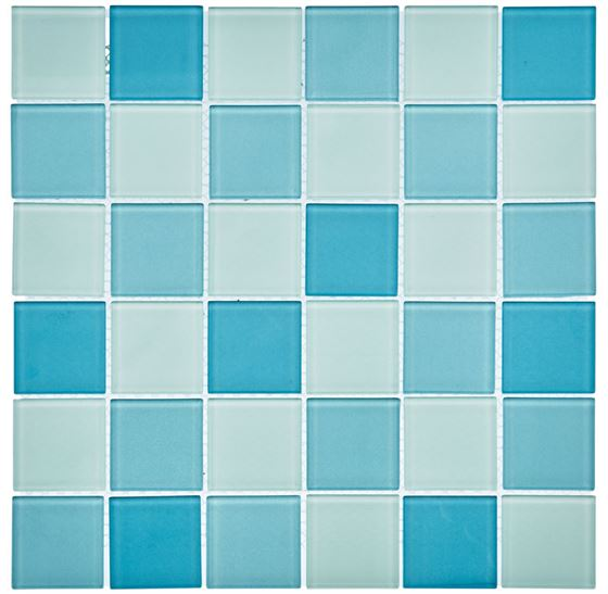 Pool Glass Mosaic BP-356 Kanza (48x48x4mm)