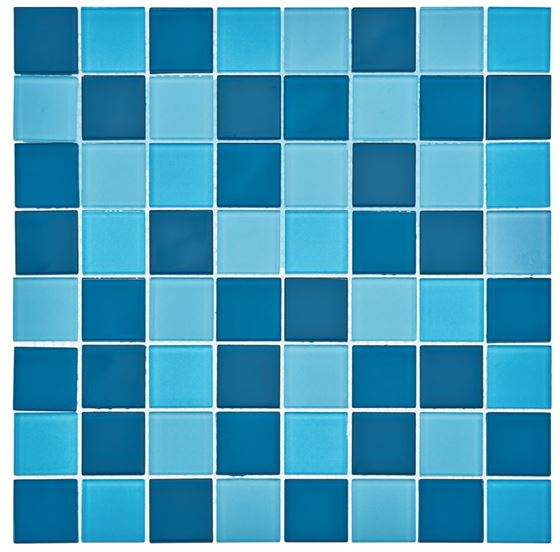 Pool Glass Mosaic BP-391 Alabama (38mm)